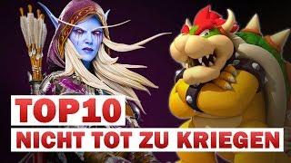 TOP 10: Diese Charaktere wollen nicht tot bleiben 🐰 Oster-NerdRanking