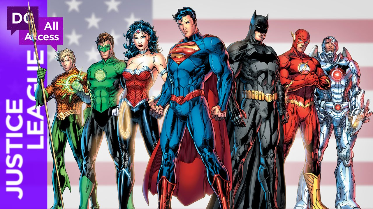 Justice league super hero consider, that