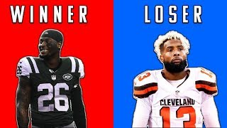 2019 NFL Free Agency Winners & Losers: Sharpe News