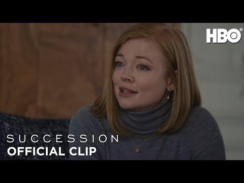 Succession: Logan & Shiv (Season 2 Episode 1 Clip) | HBO