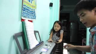 Organ Thiếu Nhi  -Tạm Biệt Búp Bê - Bé Thanh Tú