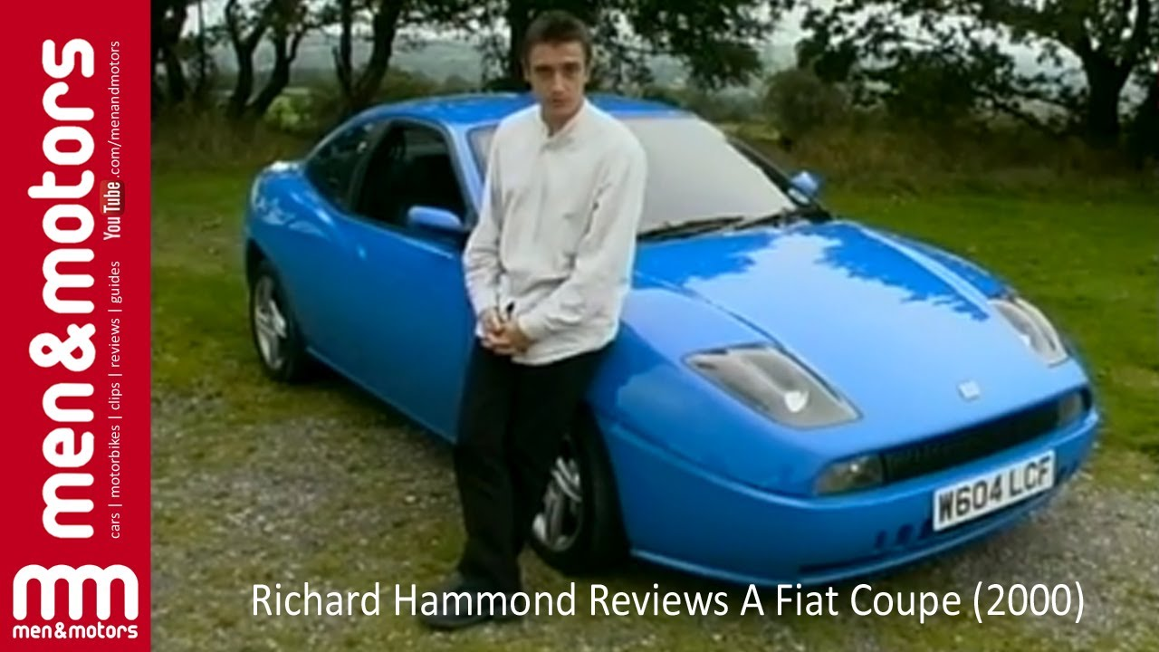 Richard Hammond Reviews A Fiat Coupe 2000 Youtube