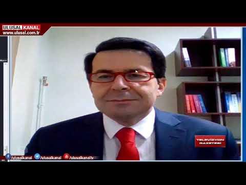 Televizyon Gazetesi- 17 Aralık 2018- Halil Nebiler- Prof. Dr. Hasan Ünal- Ulusal Kanal