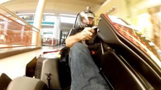 Go Karts vs. Mall
