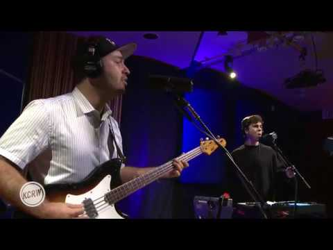 """Electric Guest performing """"Back For Me"""" Live on KCRW"""