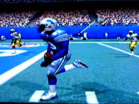 Madden 2002: Terry Fair Vibrates After Downing Punt At 1