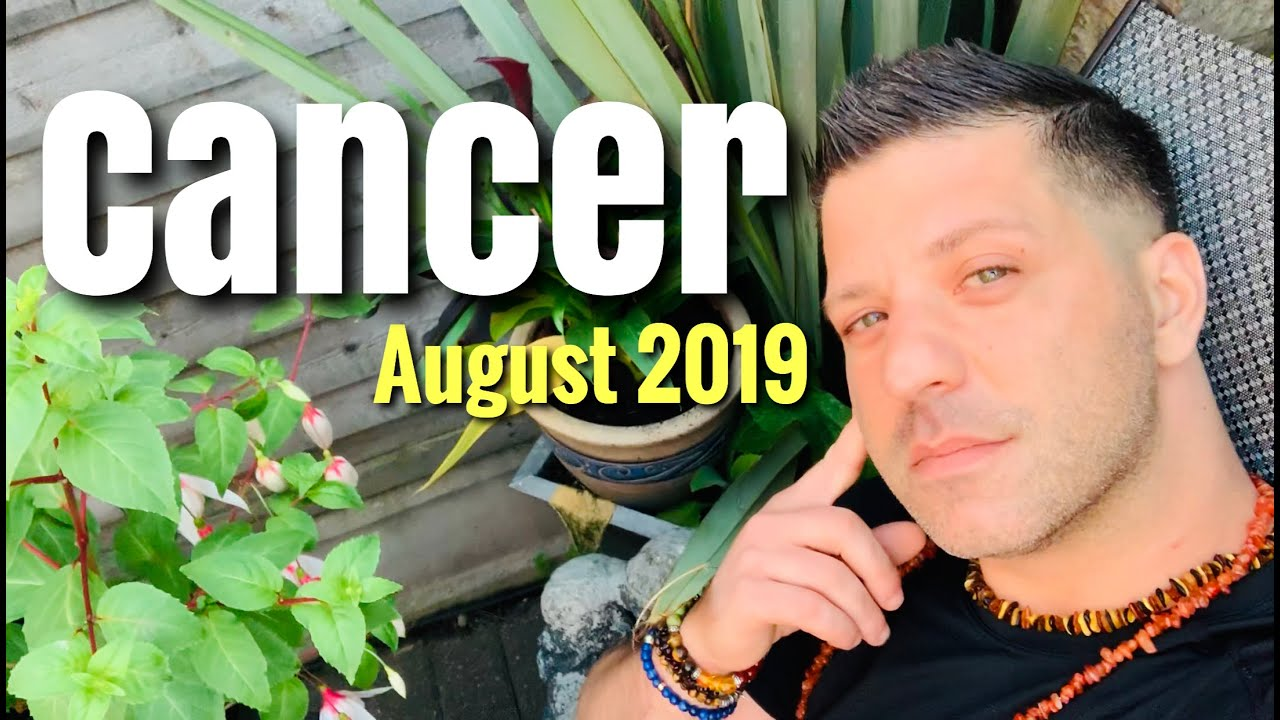 CANCER August 2019 - HUGE HUGE MONTH IN MANY WAYS!! | Love | Success -  Cancer Horoscope Tarot