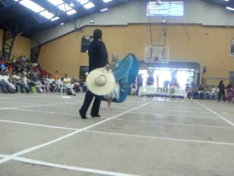 CHILE 2011 REYNA DEL CONCURSO SELECTIVO DE MARINERA CLUB LIBERTAD DE TRUJILLO