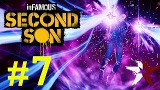 InFamous Second Son - Evil Karma Playthrough [HD] #7 Neon Powers!