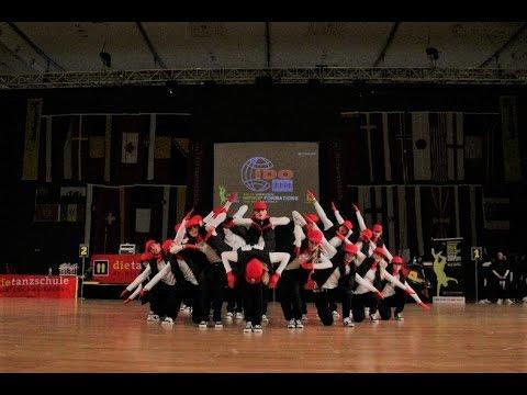 Formations Adults - IDO Hip-Hop World Championship 2011 Graz