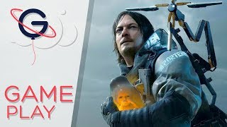 DEATH STRANDING - Gameplay FR