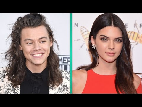 Kendall Jenner and Harry Styles Caught Cuddling on Yacht in St. Barts