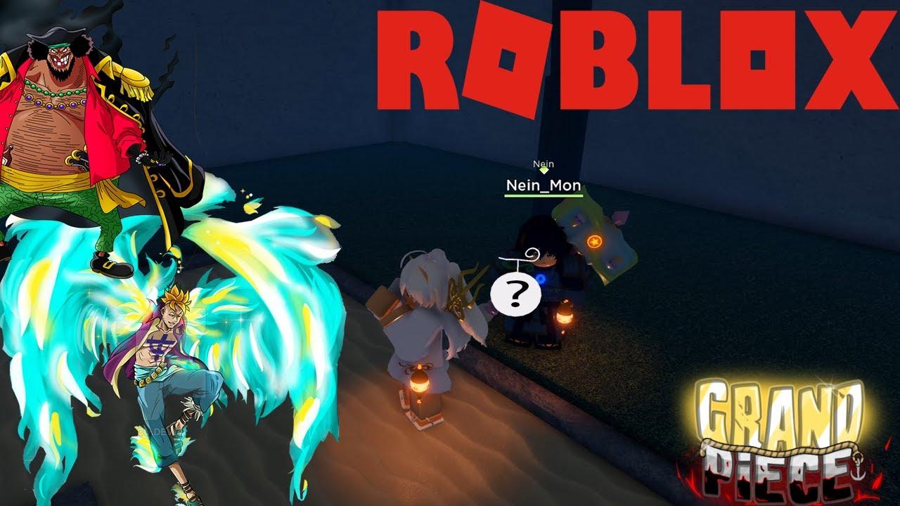 Roblox - Khi Bạn Chơi Game Với Gái Là Auto Được Buff Nhận Phẩm | Grand Piece
