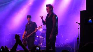 (HD) Papa Roach Live - Leader of the Broken Hearts - Vienna Gasometer 20.11.2013