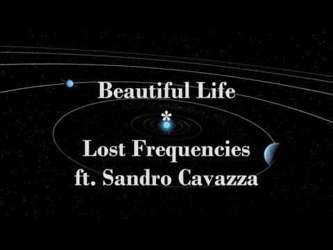 Lost Frequencies - Beautiful life (lyrics)