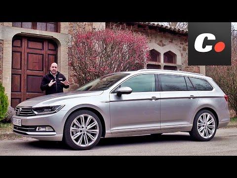Volkswagen Passat – Prueba coches.net / Test / Review en español (2015)