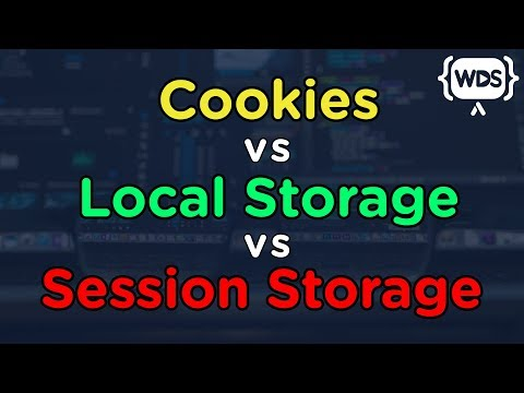 Javascript Cookies Vs Local Storage Vs Session