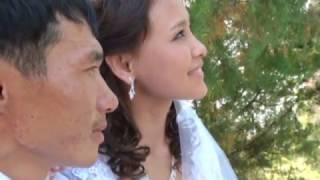Кыргызская свадьба г Токмок