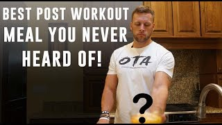 Best Post Workout Meal for Athletes!  Overtime Athletes
