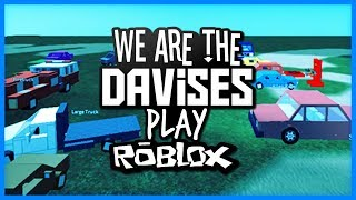 Almost A Glitch | Roblox Vehicle Simulator | Gaming With Tyler Davis
