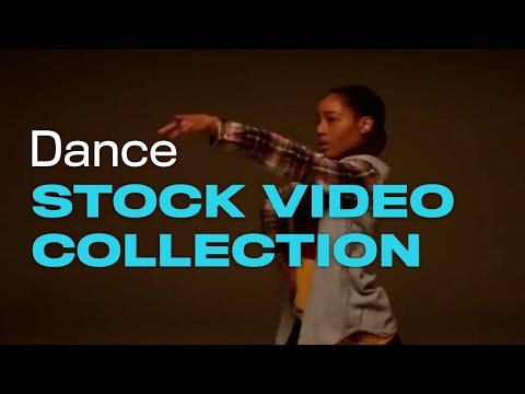 Dance Video Clips Sample 2 - Make Your Music Videos and Promotions with Our Premium Stock Footage