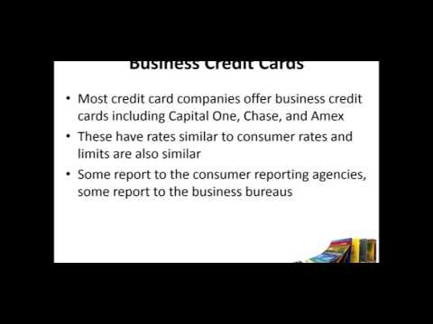 credit scores How to Get a High Limit Credit Line for Your Business