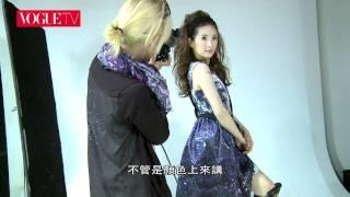 林依晨|Vogue Taiwan |蜷川實花|花博主題展2010