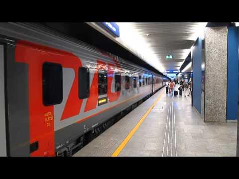 Trans-European Express | Paris - Moscow | Warsaw Central | Traxx E 186 143-4
