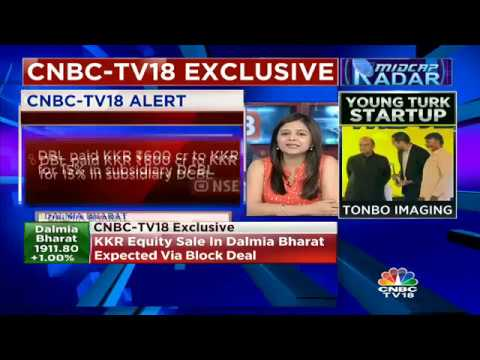 Is KKR Set To Exit Dalmia Bharat?