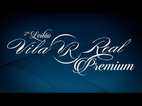 CONVITE - 2º Vila Real Premium