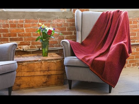 Farm2Fashion - Throw Blankets