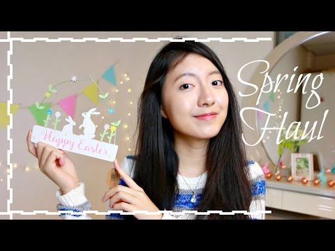 Mini Spring Homeware Haul | Jessie
