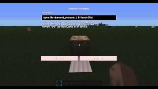 Kako U Minecraftu Napraviti Dobar: Kramp, Sjekiru i Lopatu BEZ MODOVA!