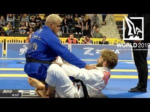 Kaynan Duarte VS Adam Wardzinski / World Championship 2019