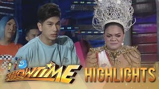 It's Showtime PUROKatatawanan: Juliana Parizcova Segovia wins over Nikko's joke