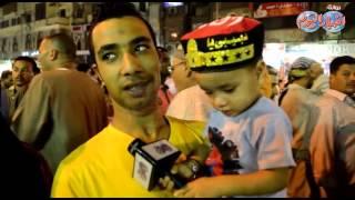 كرنفالات وطقوس شعبية وحشود من كل محافظات مصر إحتفالا بالليلة الكبيرة لمولد السيدة زينب