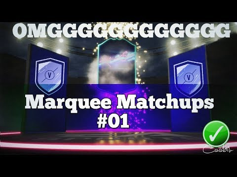 FANTASTICKÁ OTW WALKOUT KARTA Z MARQUEE MATCHUPS! #01