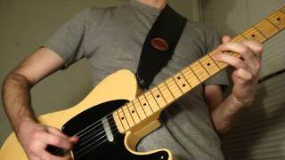 Solo Transcription #3 - Johnny Winter - Keep Sayin
