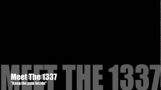 MeetThe1337 - Keep The Pain Inside (With LYRICS) Mp3