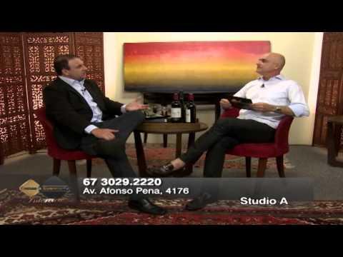 Bloco 1 Interview com empresário Adilson Puertes