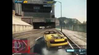 Need for speed Most wanted Persecución nivel 6