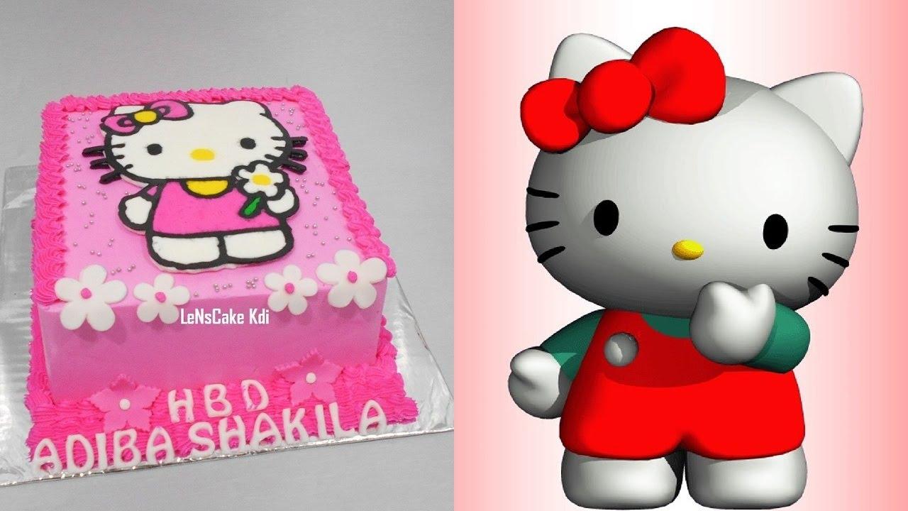 Hello Kitty Cake Dq