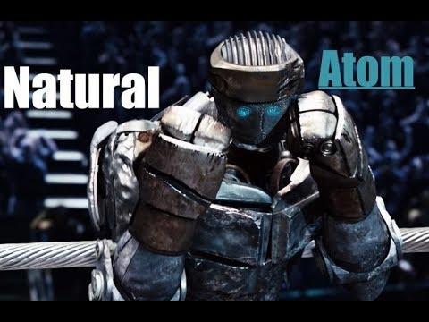 [Atom] Real Steel - Natural (Imagine Dragons)