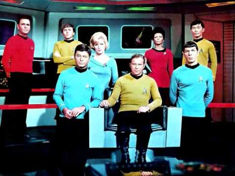 Star Trek Theme Orchestra