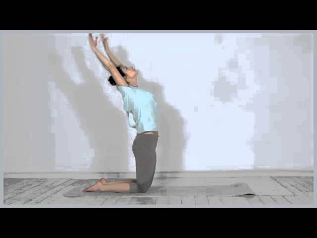 CamíJoga (su Camille Shakti) - rytin? mankšta / Morning yoga