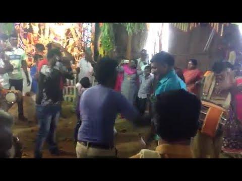 Naiyyaandi Melam - Boys dance - Tirunelveli / Seliyanallur / Vaasagasaalai Kodai - 2017