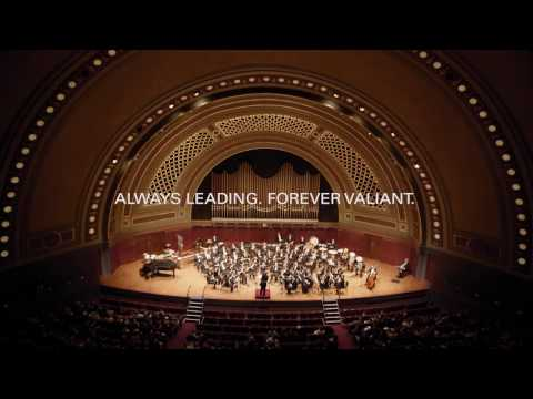 University of Michigan Bicentennial: Always Leading. Forever Valiant.