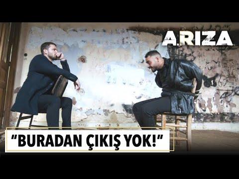 Burak, Ali Rıza'nın elinde | Arıza 15. Bölüm