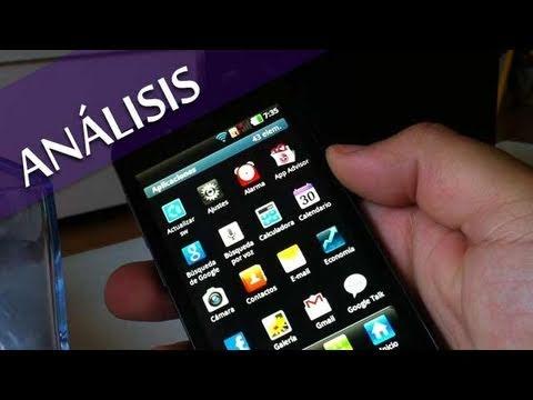 LG Optimus Black: videoanálisis y características