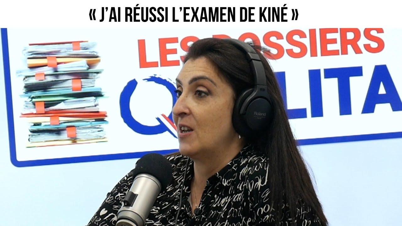« J'ai réussi l'examen de Kiné » - Dossier#224